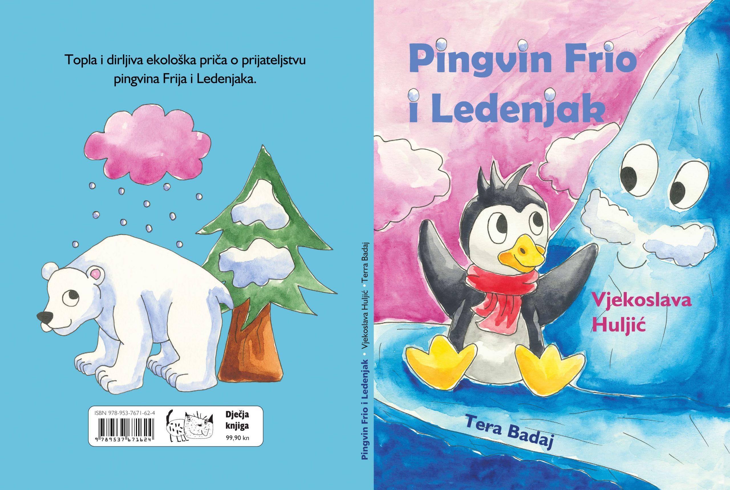 Slikovnica za djecu o ekologiji i prijateljstvu