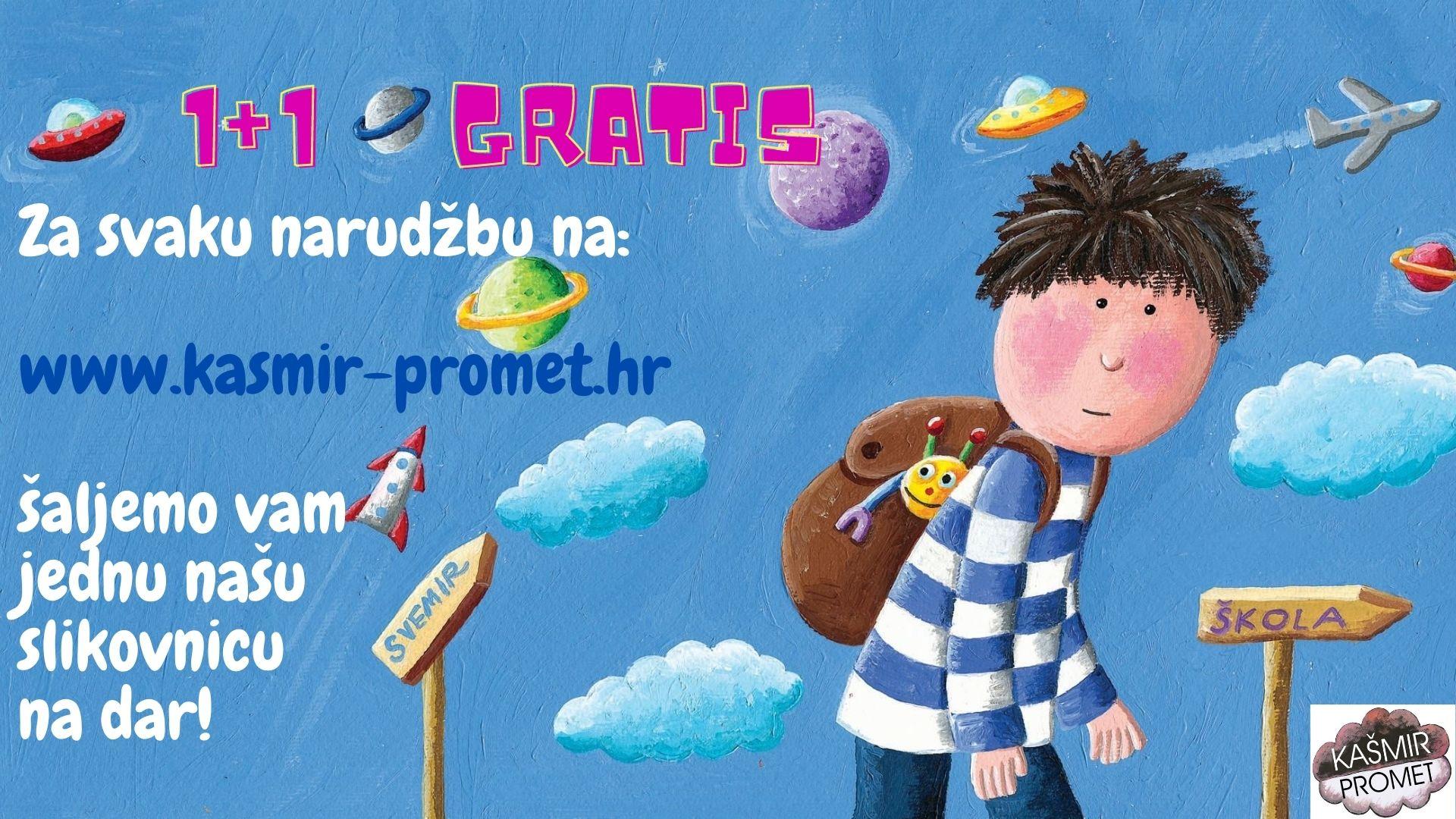 Knjige i slikovnice za djecu